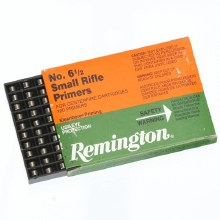 #6 1/2 Small Rifle - Remington Primers