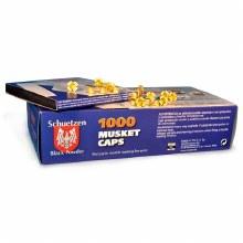 Schuetzen Musket Caps 100pk.