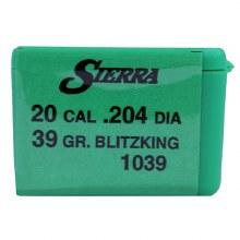 .20  Caliber  39Gr.  Sierra #1039
