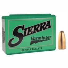 .22  Caliber  40Gr. SP Sierra #1100