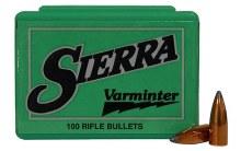 .25 Caliber  75gr HP Sierra #1600