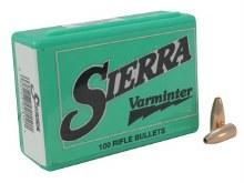 .30 Caliber   110gr HP Sierra #2110