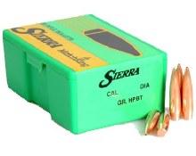 .30 Caliber   135gr HPBTM Sierra #2123