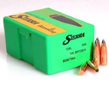 .30 Caliber    180gr SBT Sierra #2160