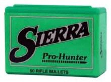 .35  Caliber  200gr RN Sierra #2800