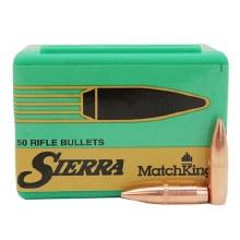 .22  Caliber   77gr HPBT Sierra #9377GT