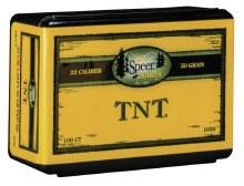 .22 Caliber 50gr TNT HP Speer #1030 100/bx