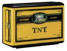 .22 Caliber 55gr TNT HP Speer #1032 100/bx