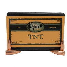 7mm  /  110gr TNT HP Speer #1616
