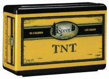 .30 Caliber 125gr TNT HP Speer #1986 100/bx