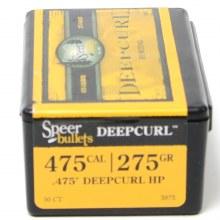 .475 Caliber 275gr DCHP Speer #3973 50/bx