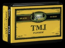 .380  Caliber  95gr TMJ RN Speer #4001