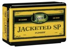 .38 Caliber 158gr JSP Speer #4217 100/bx