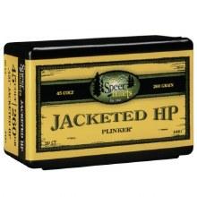 .45 Colt (.451) 260gr JHP Speer #4481 50/bx