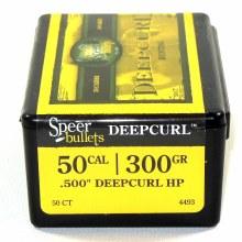 .50 Caliber 300gr DCHP Speer #4493 50/bx