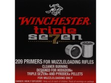 #209 Muzzleloading Winchester Triple Seven Primers