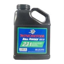 231 4lbs. - Winchester Powder