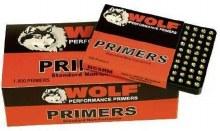 Wolf Primers Large Pistol 100ct