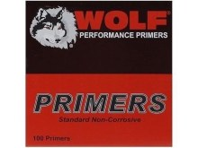 Wolf Primers Small Pistol 100ct