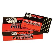 Wolf Primers Small Rifle Magnum 100ct