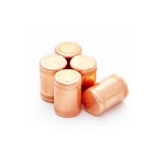 .38 Caliber 148gr WC Copper Plated XTB 500/bx