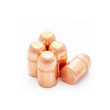 .38 Caliber 158gr RNFP Copper Plated XTB 500/bx