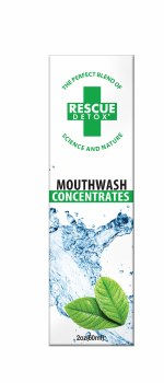 Rescue Detox Concentrate Mouthwash