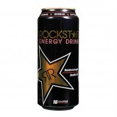 Energy Drink Can Safe