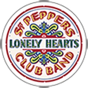 The Beatles Sgt Peppers Lonely Harts Club Band Patch