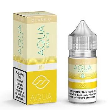 Aqua E-Juice Lush 30mL Salt Nicotine 50mg