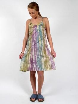 Rosie Tie Dyed Dress