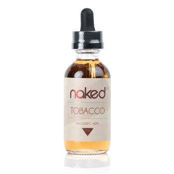 Naked 100 American Patriot 6mg E-Juice