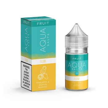 Aqua E-Juice Flow 30ml Salt Nicotine 50mg