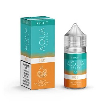 Aqua E-Juice Oasis 30ml Salt Nicotine 35mg