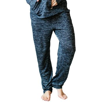 Carefree Threads Black Lounge Pants