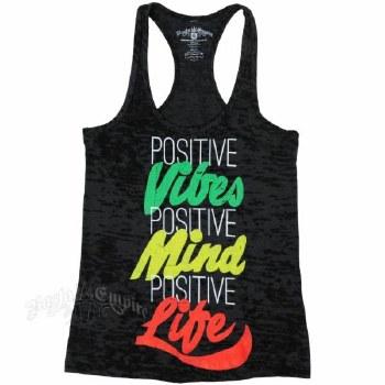Ladies Positive Life Tank