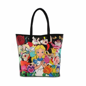 Alice in Wonderland Bag by Loungefly x Disney