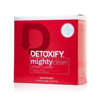 Detoxify Brand Mighty Clean
