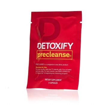 Detoxify Brand PreCleanse