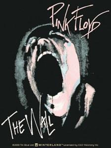 Pink Floyd The Wall Scream Sticker