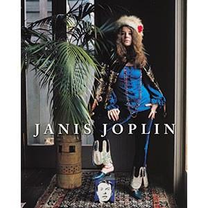 Janis Joplin Palm Sticker