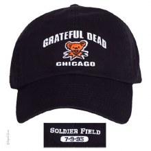 Grateful Dead Chicago 95 Navy Hat