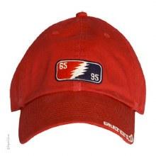 Grateful Dead 65/95 Red Hat