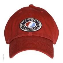 Grateful Dead Oval Bolt Tour Hat