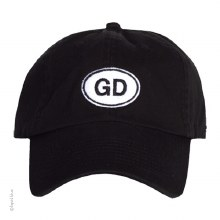Grateful Dead Oval GD Hat