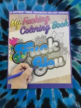 My Fucking Coloring Book Vol. 1
