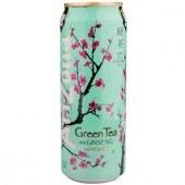 Arizona Green Tea Can Safe