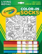 Crayola Color In Snack Attack