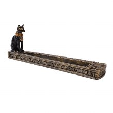 Bastet Incense Burner