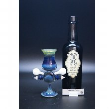 Limited Edition Hurley Glass x Trautman Glass Shooting Star